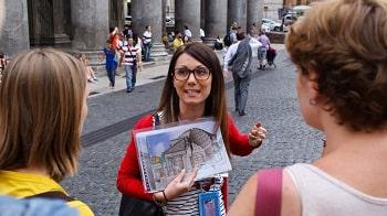Прогулка в Риме