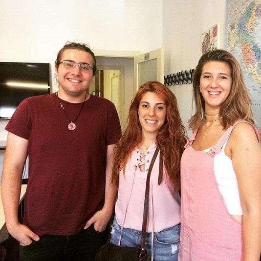 Студенты Centro Machiavelli