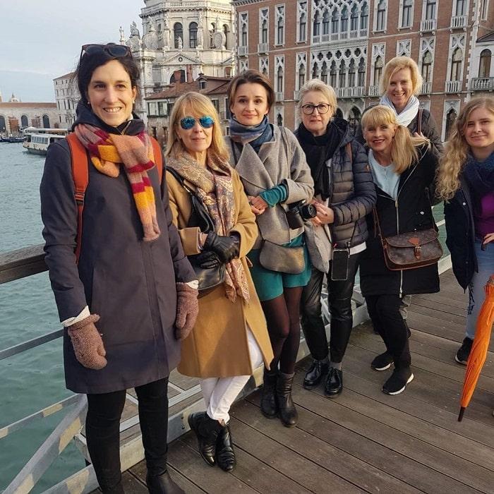 Гулять по Венеции