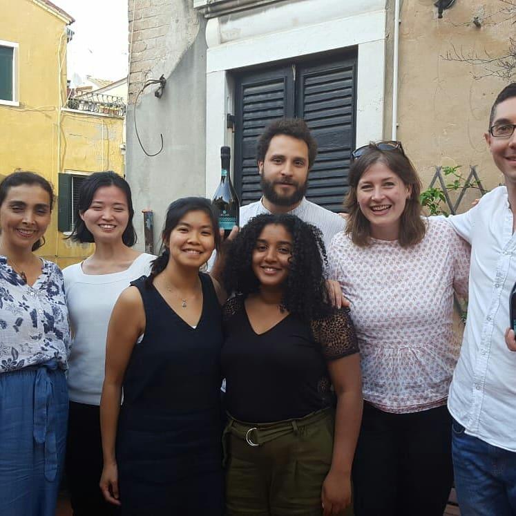 Группа итальянского языка