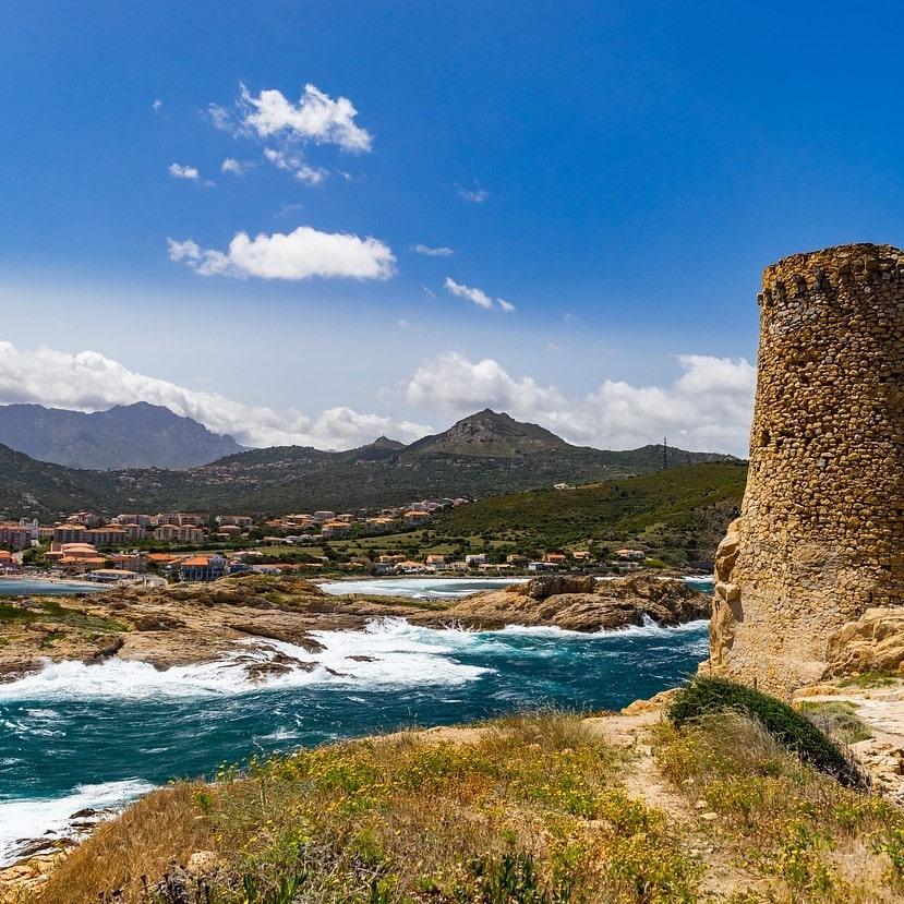 Пейзажи Сардинии